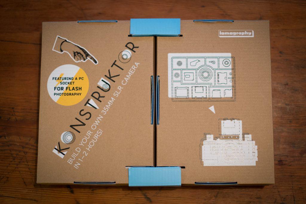 Konstruktor Box