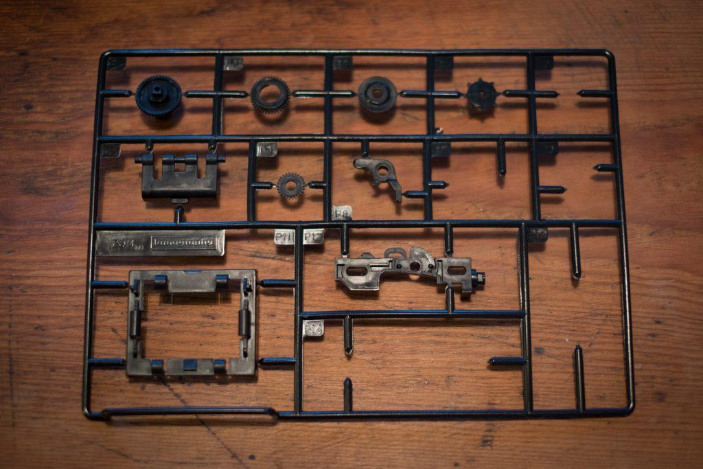 Konstruktor Build Parts