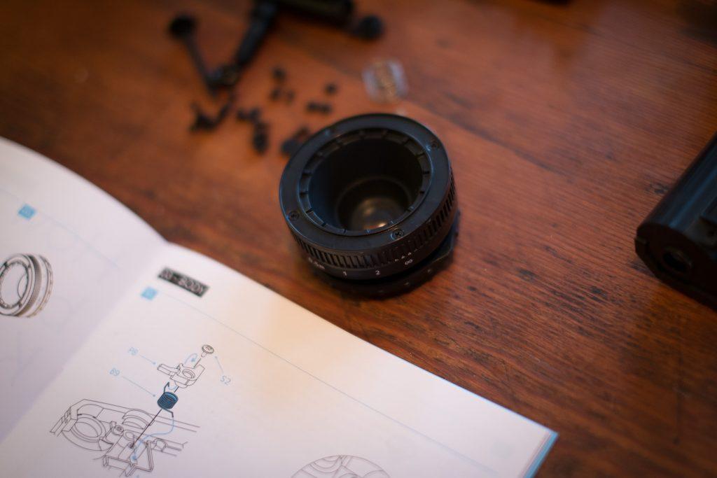 Konstruktor Build Lens